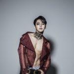 MYNAMEのメンバー最年長のインス、初のソロ・ミニアルバム『NAKED』、急遽9月6日発売決定!