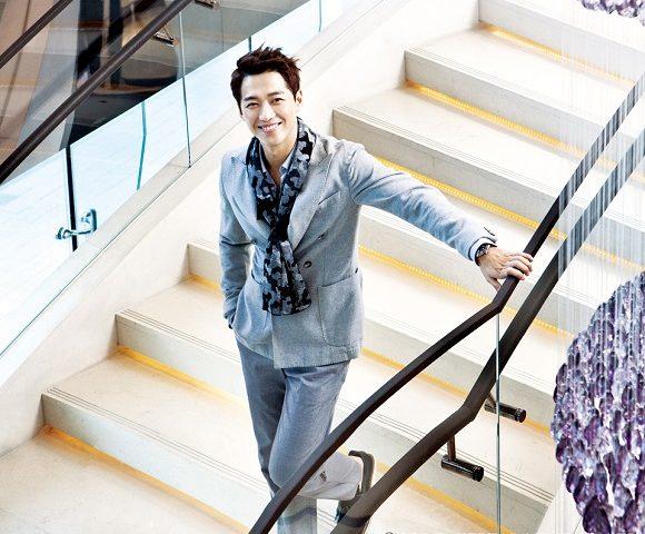 俳優ナムグン・ミン 11月25日来日ファンミーティング開催決定!