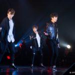 <オフィシャルレポート>L.A.U、9月24日に念願の赤坂BLITZでの単独ライブを敢行。満員のファンが魅了さ れた圧巻の2時間!