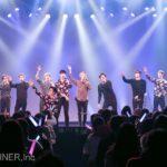 <オフィシャルレポート>Apeace 12/13リリース「BANG!BURN!LOVE」 大盛況の大阪単独公演で初披露!