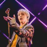 <オフィシャルレポート>5人組のロックバンドFTISLANDのボーカル、イ・ホンギが、ミニライブ「2017 LEE HONG GI Winter Mini Live ~ホン!気!ラ!~」を東京国際フォーラムで開催、1日2回公演で約1万人を動員!