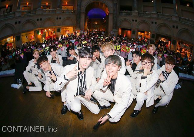 Apeace 8枚目のシングル「BANG! BURN! LOVE」店着日のデイリーチャートは13位!!リリースイベントを各地で大盛況の中、開催中!