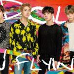 <オフィシャルインタビュー>N.Flyingの日本両A面シングル 本日発売&オフィシャルインタビュー公開!